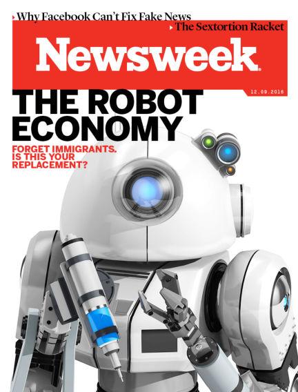 Newsweek US December 04, 2016 00:00