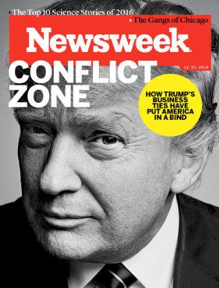 Newsweek US Dec 23 2016