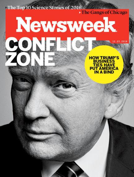 Newsweek US December 18, 2016 00:00