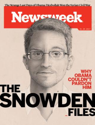 Newsweek US Jan 20 2017