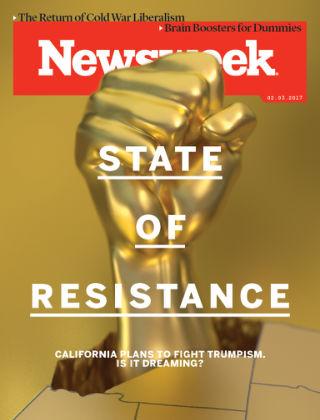 Newsweek US Feb 3 2017
