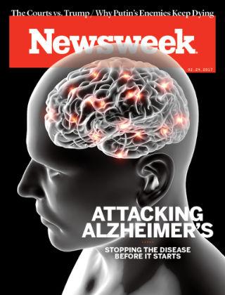 Newsweek US Feb 24 2017