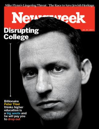 Newsweek US Mar 3 2017
