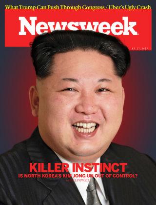 Newsweek US Mar 17 2017