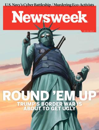 Newsweek US Mar 24 2017