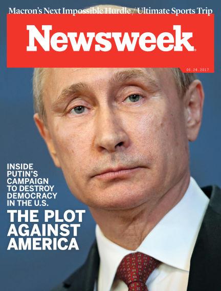 Newsweek US May 19, 2017 00:00