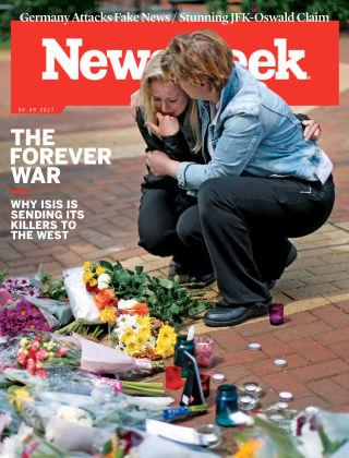Newsweek US Jun 9 2017