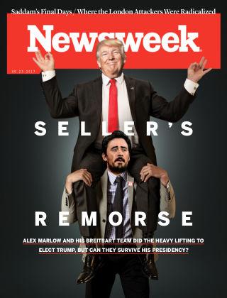 Newsweek US Jun 23 2017