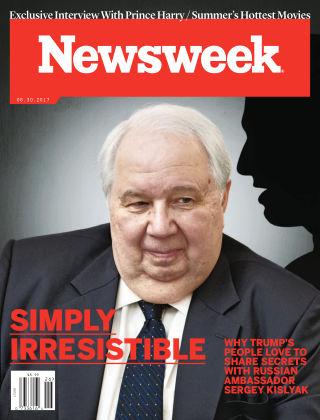 Newsweek US Jun 30 2017