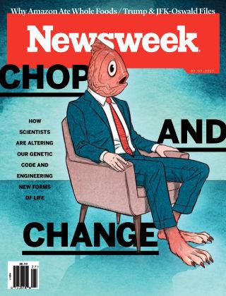 Newsweek US Jul 7 2017