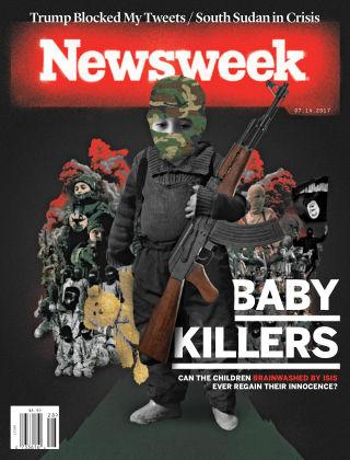 Newsweek US Jul 14 2017
