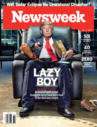 Newsweek US Aug 11 2017