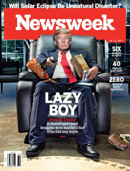 Newsweek US August 04, 2017 00:00