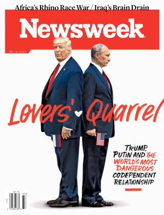 Newsweek US Aug 18 2017
