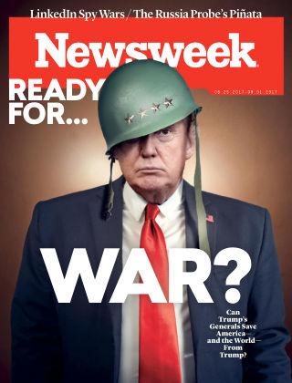 Newsweek US Aug 25 2017