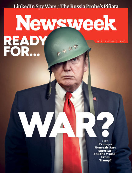 Newsweek US August 18, 2017 00:00