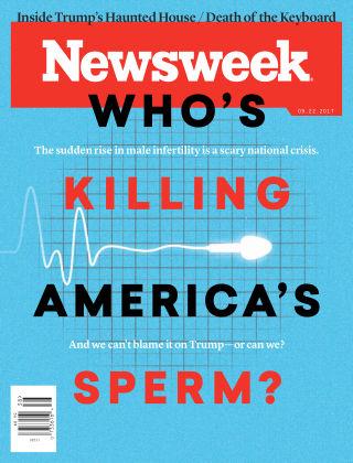 Newsweek US Sep 22 2017