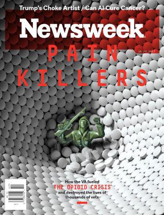 Newsweek US Oct 20 2017