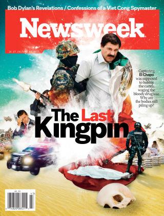 Newsweek US Oct 27-Nov 3 2017
