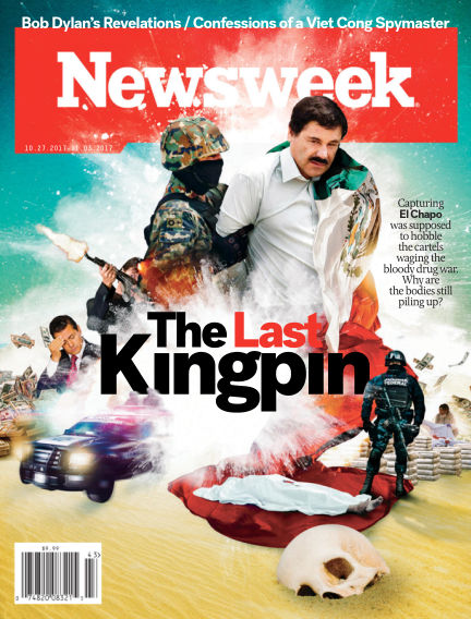 Newsweek US October 20, 2017 00:00