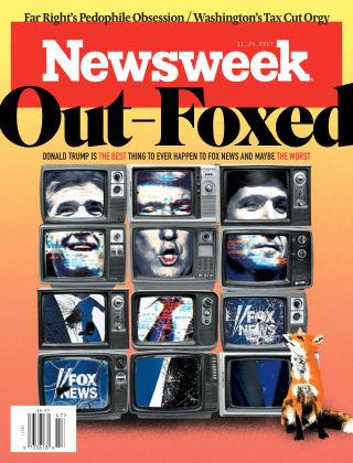 Newsweek US Nov 24 2017