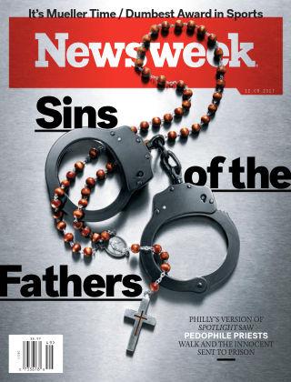 Newsweek US Dec 8 2017