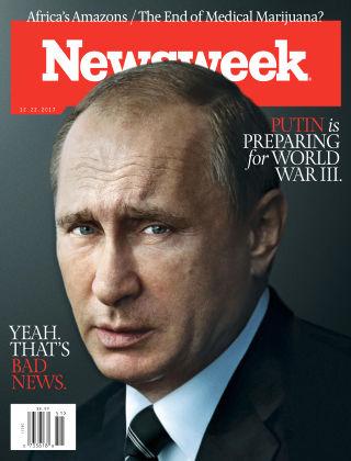 Newsweek US Dec 22 2017