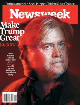 Newsweek US Jan 5-12 2018