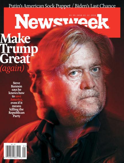 Newsweek US December 29, 2017 00:00