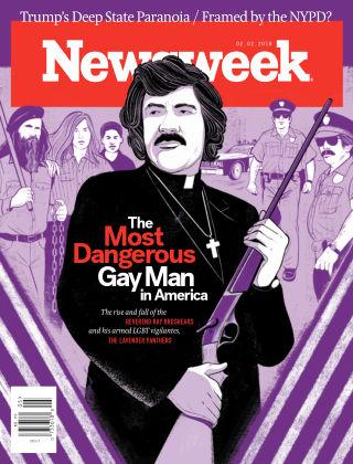 Newsweek US Feb 2 2018