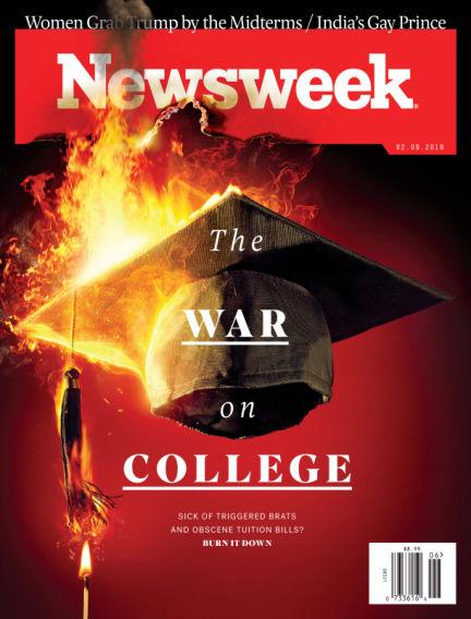 Newsweek US February 02, 2018 00:00