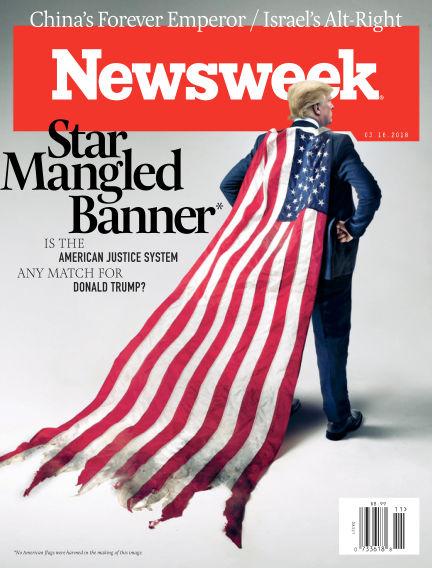 Newsweek US March 09, 2018 00:00
