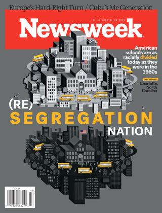 Newsweek US Mar 30-Apr 6 2018