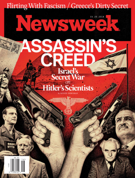 Newsweek US April 13, 2018 00:00