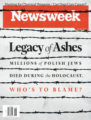 Newsweek US May 4 2018