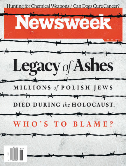 Newsweek US April 27, 2018 00:00