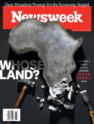 Newsweek US Jun 29 2018
