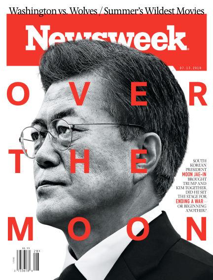 Newsweek US July 06, 2018 00:00