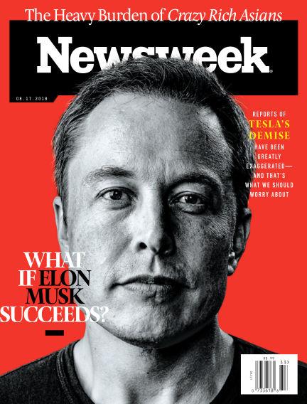 Newsweek US August 10, 2018 00:00