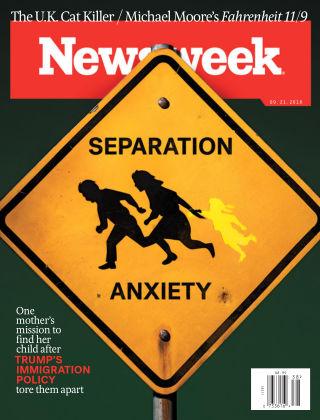 Newsweek US Sep 21 2018