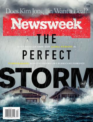 Newsweek US Oct 5 2018