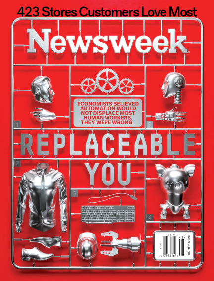 Newsweek US November 23, 2018 00:00