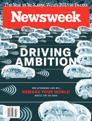 Newsweek US Dec 14 2018