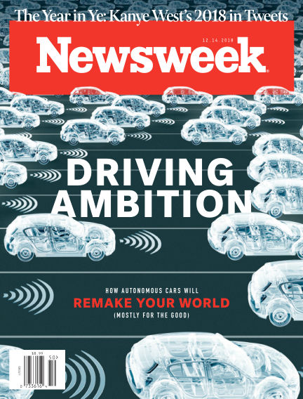 Newsweek US December 07, 2018 00:00