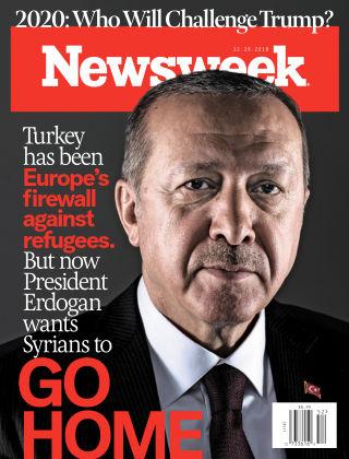 Newsweek US Dec 28 2018