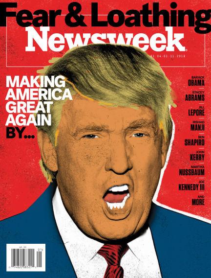 Newsweek US December 28, 2018 00:00