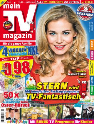 mein TV-magazin 04/2016