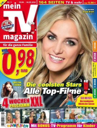 mein TV-magazin 05/2016