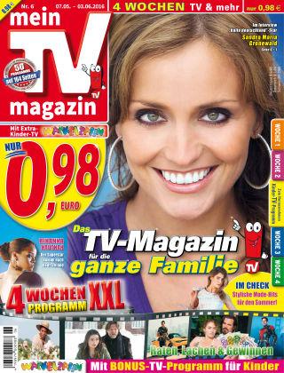 mein TV-magazin 06/2016