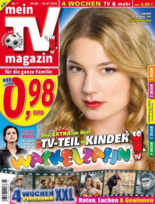mein TV-magazin 07/2016